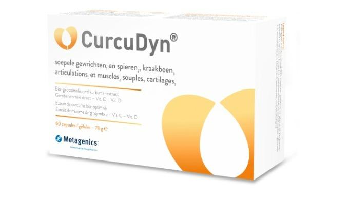 CurcuDyn gélules