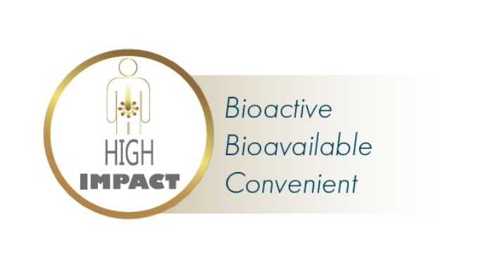 Bioactief, Bioavailable & Convenient is High Impact