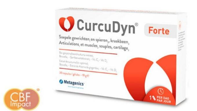 CurcuDyn Forte Pack